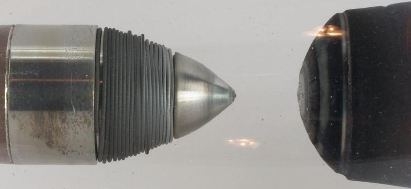 HANOVIA 30 kW Water Cooled Xenon Arc Lamp L5030 900Xenon Arc Lamp