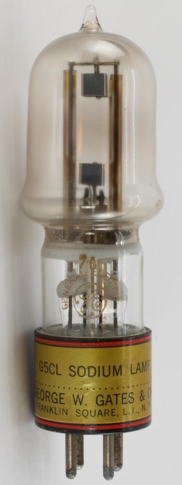 General Electric Na 1 G5cl Sodium Lamp George W Gates Amp Co
